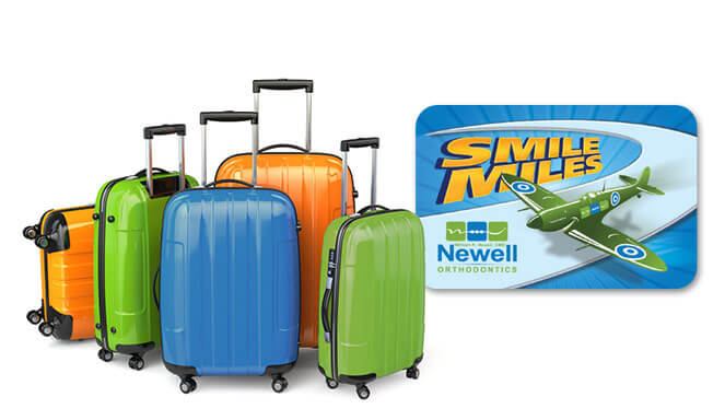 Newell Orthodontics patient rewards